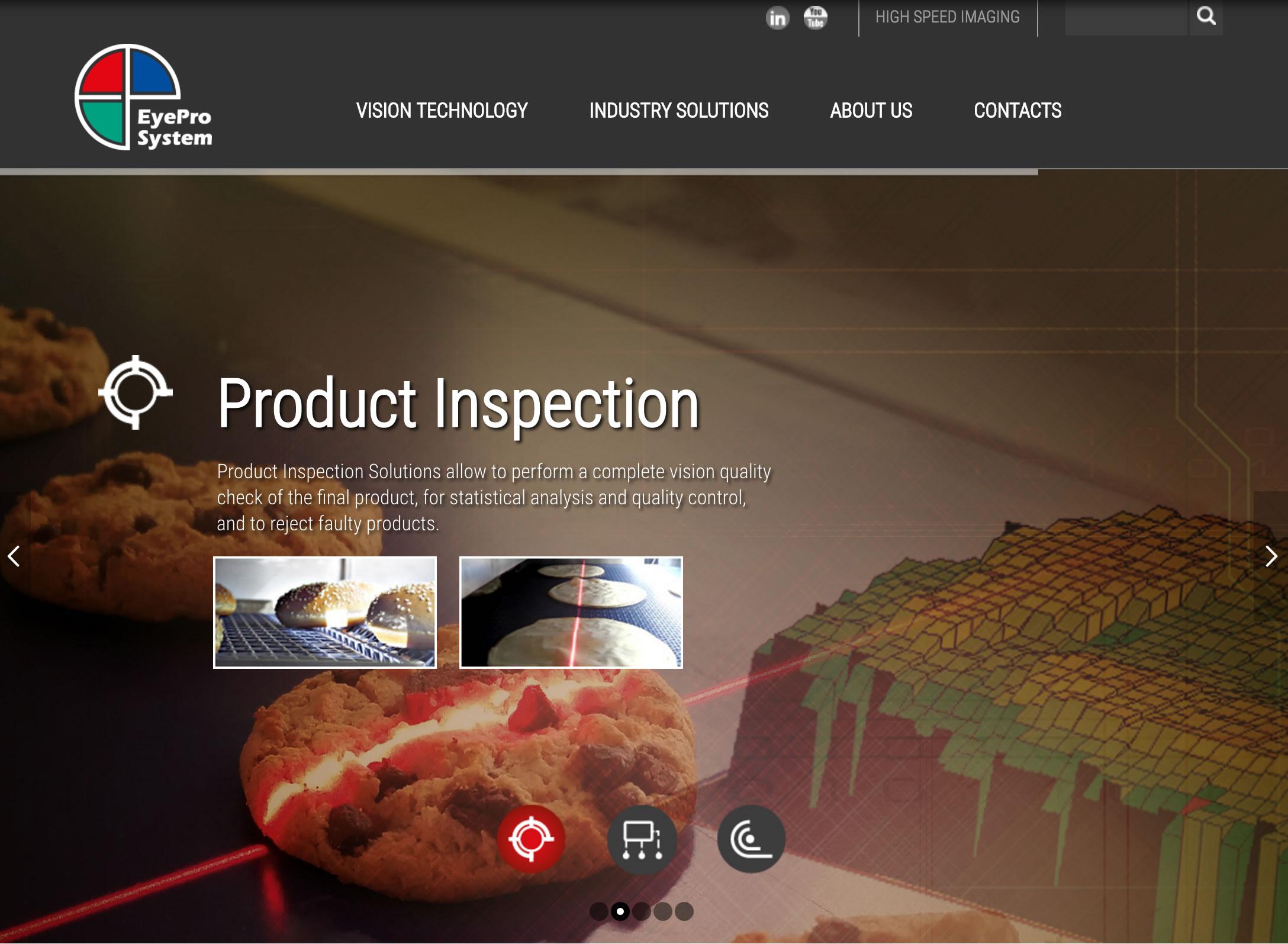 EyePro Website