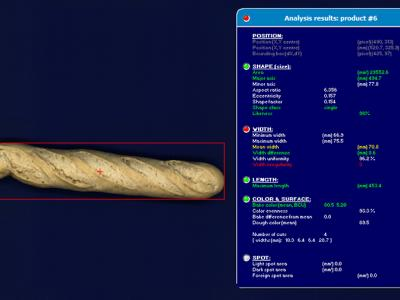 Baguette, Bread Stick