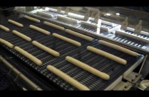 Embedded thumbnail for EyePro System - Bread Stick Inspection for Product Inspection & Rejection and Process Control